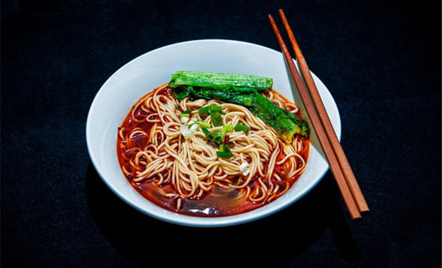 top 3 chongqing dishes - xiaomian